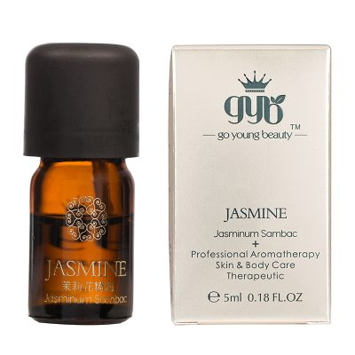 Jasmine Essential Oil - Go Young Beauty