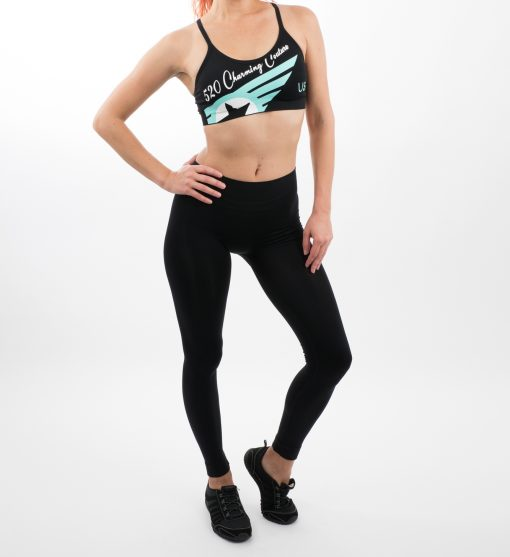 Go Young Beauty - 520 Blue Fitness Outfit