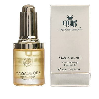 Breast Massage Oil - Go Young Beauty