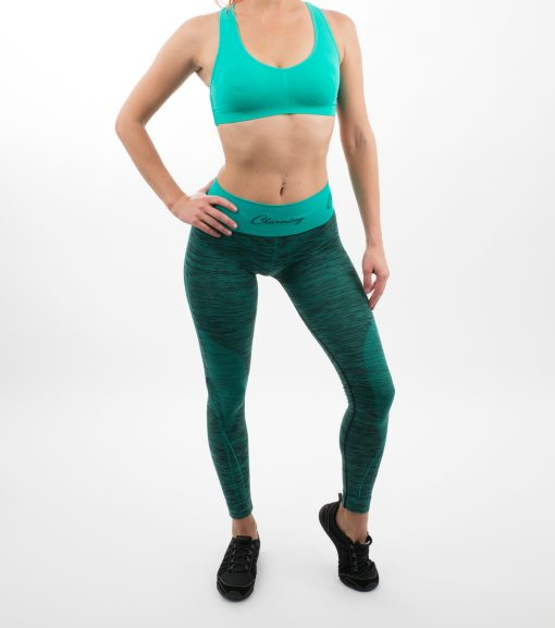 Go Young Beauty - 520 Turquoise Fitness Outfit